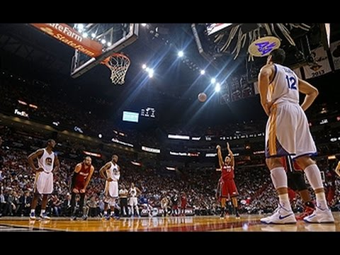 Video: Warriors vs. Heat Highlights - November 25th