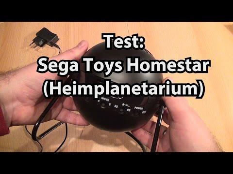 Test: Sega Toys Homestar - Heimplanetarium im Vergleich zum Bresser junior (Review deutsch)