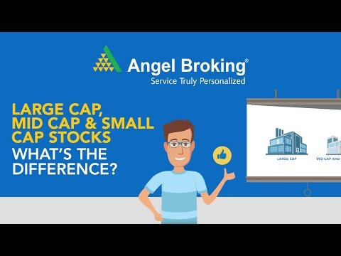 Difference between Large-Cap, Mid-Cap and Small Cap