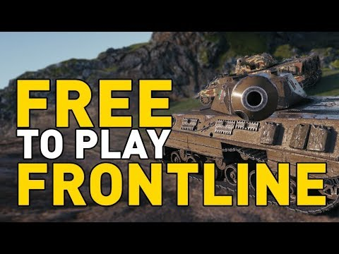 World of Tanks || Free to Play: Frontline