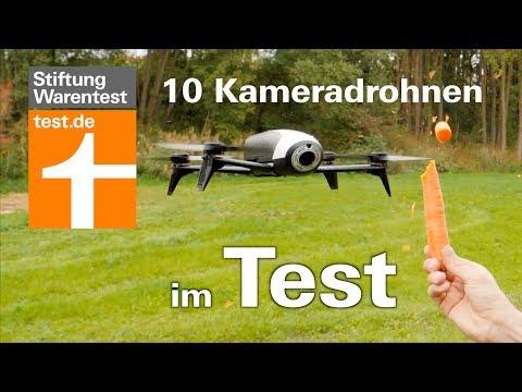 Test Drohnen: Billige Kameradrohnen taugen nichts