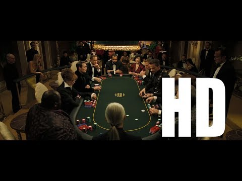 Casino Royale - Poker Scene [HD Clip]