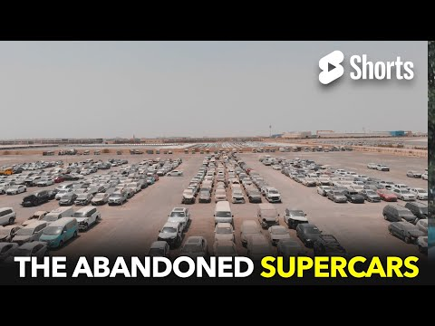 The Abandoned Supercars
