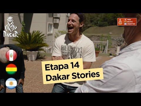 Revista - Etapa 14 (Córdoba / Córdoba) - Dakar 2018