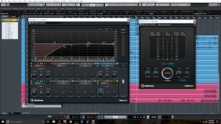 Cubase – features and plugins