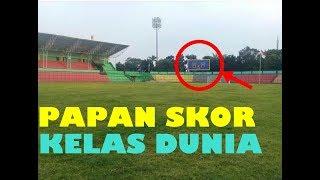 Video KEREN!! PAPAN SKOR STADION TELADAN KELAS DUNIA!! - Progres Renovasi Stadion Teladan Medan MP3, 3GP, MP4, WEBM, AVI, FLV September 2018