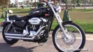 1. Used 2010 Harley Davidson Sportster 1200 Custom Motorcycles for sale