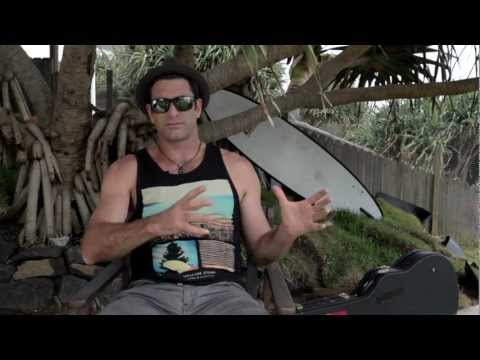 The Making Of Pete Murray's Blue Sky Blue: The Byron Sessions