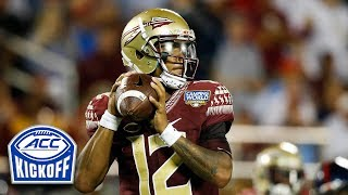 Deondre Francois had a big first season at Florida State and knows talent when he sees it. During ACC Kickoff Thursday in Charlotte, Francois told the ACC Digital Network which Seminoles wide receiver he expects to break out and have a big season in 2017.SUBSCRIBE: http://bit.ly/Oqg3iEThe ACC Digital Network (theACCDN) is a joint venture between Silver Chalice, a leading digital sports and entertainment media firm and Raycom Sports, a long-time television producer and partner of the Atlantic Coast Conference.  The cross-platform digital video network covers the spectrum of one of the nation's top intercollegiate athletic conferences, featuring both live programming and original on-demand content throughout the entire year.  All ACCDN videos are viewable on theACC.com, the ACC mobile and tablet app, as well as various streaming and connected mobile and TV devices such as Amazon Fire, Apple TV, go90TM and Roku. For more information, visit theACC.com and follow @theACCDN on Twitter, Instagram and Snapchat.Connect with the ACCDigitalNetwork Online:Visit the ACC WEBSITE: http://theacc.comVisit the ACC Facebook: https://www.facebook.com/theACC/Follow the ACCDN on Twitter: https://twitter.com/theACCDNFollow the ACCDN on Instagram: http://instagram.com/theACCDNhttp://www.youtube.com/user/ACCDigitalNetwork