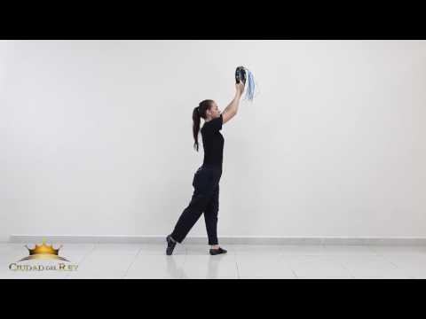 Pandero Básico-Rutina #5   Adoración