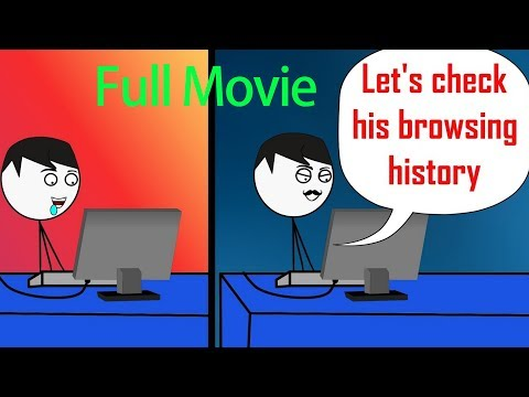 When your father check your Browsing History | Full movie |