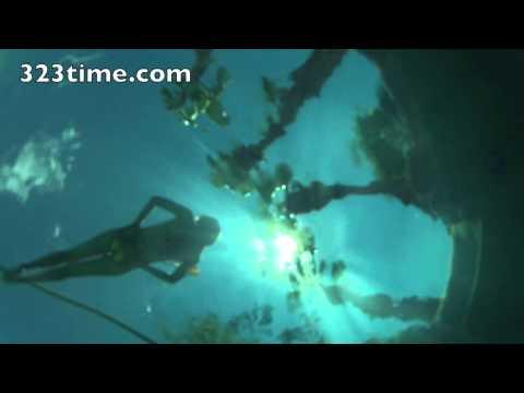 Rilee Marks ... that swimmer (видео)