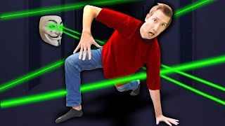 Video TRAPPED by PROJECT ZORGO SPY LASER ESCAPE ROOM (Game Master Abandoned Riddles of Missing Daniel) MP3, 3GP, MP4, WEBM, AVI, FLV Desember 2018