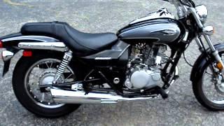 9. 2002 Kawasaki 125 Eliminator