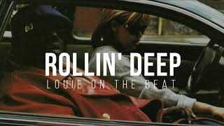"(FREE BEAT) Biggie X The Lox Type Beat ""Rollin' Deep"" 90s Boom Bap Hip Hop Type Beat 2019"