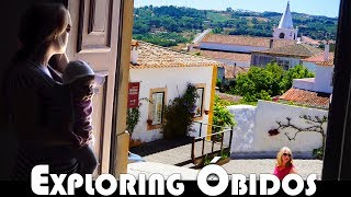➡️BECOME AN 8-MILER: http://www.patreon.com/8milesfromhomeExploring Óbidos with the family. A full town inside castle walls. One of the most picturesque villages we've visited in Portugal. While we were there we ran into some viewers of our vlogs! Hi Alison and Catherine from California, lovely to meet you. :-)➡️Find Out More ABOUT US: http://thesetinymoments.one🎦 SUBSCRIBE to our cinematic family video diary channel 'These Tiny Moments' : http://bit.ly/subTTM🚙-WHO WE ARE:BRITISH FAMILY VLOGGERS Sacha & Jmayel are '8 Miles From Home', a unique representation of a real life adventure. Following the lives of a Man, Woman, Baby & Dog as expats in Asia and now in Europe. Now LIVING IN PORTUGAL, creating a DAILY VLOG documenting the lives of 2 English film makers making a new life for themselves with Eden the dog and a baby Story. Subscribe to stay up to date. New videos every weekday.📭 Postal  Correspondence Address (mail and letter items only)-Jmayel El-haj - Unit 11130, PO Box 6945, London, W1A 6US📦 Parcel  Courier Point Address (parcel and courier delivery only)-Jmayel El-haj - Unit 11130, Courier Point, 13 Freeland Park, Wareham Road, Poole, Dorset, BH16 6FH, UK.*SUPPORT OUR CHANNEL MONTHLY: http://www.patreon.com/8milesfromhome*Eden's Dog Bandana's (RTBs): http://DandieDogs.com *Dog Sanctuary: http://OneWorldSanctuary.orgVLOG CAMERA = http://bit.ly/SONYVLOGCAMERASLR CAMERA = http://bit.ly/CANONSLRBODYYOUTUBE: http://bit.ly/SUBSCRIBEonYTFACEBOOK: http://facebook.com/8milesfromhomeTWITTER: http://twitter.com/8milesfromhomeINSTAGRAM: http://instagram.com/8milesfromhomeCAMERAS & EQUIPMENT: http://bit.ly/cameras-equipmentPLACES WE GO MAP: http://bit.ly/PlacesWeGoMapFor collaborations and business inquiries, please contact via email.TAGS: FAMILY VLOG, VLOGGERS, BABY, CHILD, DOG, BRITISH, EXPAT, PORTUGAL, EXPAT LIFE, REAL LIFE, EXPATS, EXPAT VLOG, DAILY VLOG, 8 MILES FROM HOME, BEHIND THE SCENES, ADITL, A DAY IN THE LIFE VLOGS, 2 FILM MAKERS, MARRIED COUPLE, CINEMATIC DAI