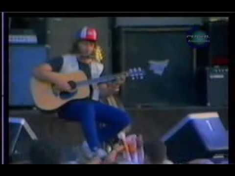 plomos - Buenos Aires Rock - Noviembre 1982.
