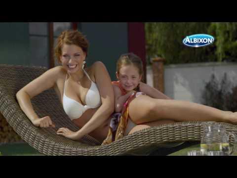 Bazénový festival 19 – 24. 9. 2016 – TV spot ALBIXON