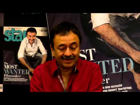 Rajkumar Hirani unveils the latest issue of StarWeek
