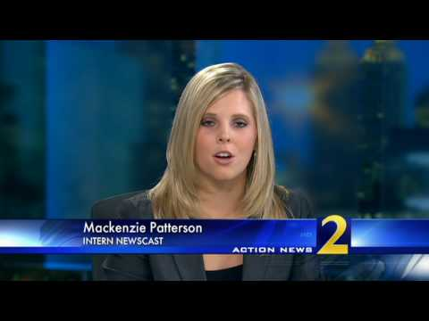 WSB-TV Intern Newscast Anchor