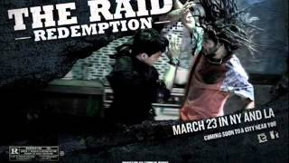 Mike Shinoda Feat, Chino Moreno :Razors Out (The Raid: Redemption 2012 Soundtrack)