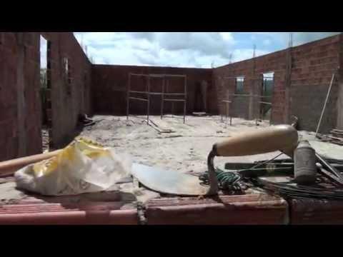 Contrução Capela Nossa Senhora Aparecida