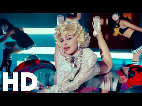 Music Video: Madonna – Give Me All Your Luvin' (Featuring M.I.A. and Nicki Minaj)