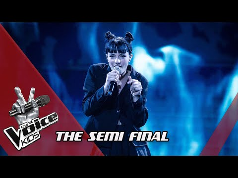 Gala - Stop This Flame | The Semi Final | The Voice Kids | VTM
