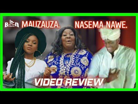 ZUCHU Ft Khadija Kopa - Mauzauza (Video Review)/Ambacho Hujatambua, Nasema nawe ya Diamond Platnumz?