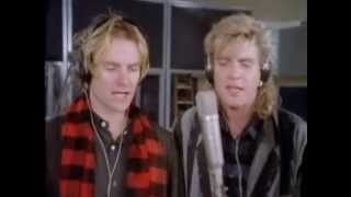 BAND AID -♥ ✩ Do They Know It's Christmas? ♥ ✩ (1984) ♥ ✩