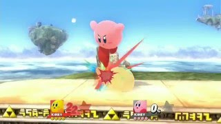 Kirby is higher tier than Corrin.