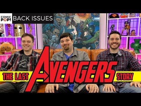 The Last Avengers Story | Back Issues