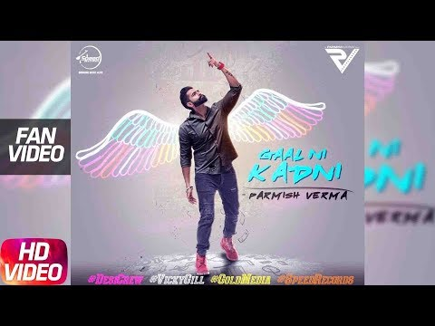 Gaal Ni Kadni | Parmish Verma | Bhangra Dance By 8 Year Old Boy  | Latest Punjabi Song 2018