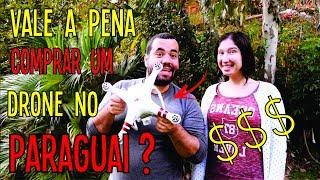 Compramos um Drone Phantom 3 Standard do Paraguai. Valeu a pena? Quanto custou? Canal do Wanzam: https://www.youtube.com/user/wanzamhobby ...