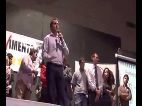 Presentato il candidato sindaco M5S Marco Ortisi