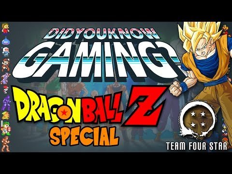 Dragon Ball Z Did You Know Gaming