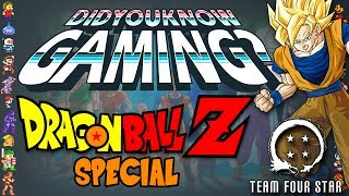 Video Dragon Ball Z Games - Did You Know Gaming? Feat. TeamFourStar (Takahata101) MP3, 3GP, MP4, WEBM, AVI, FLV Oktober 2018