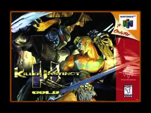 killer instinct gold nintendo 64 move list