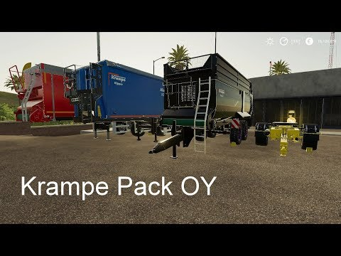 Krampe Pack OY MP v19.5