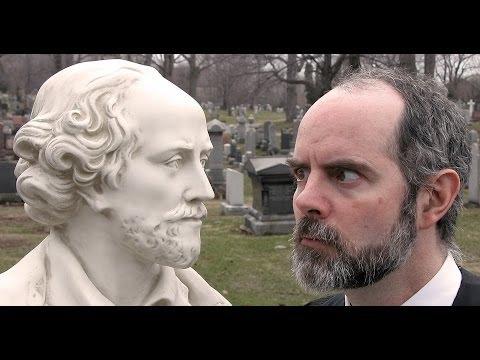 """Mark Twain's """"Is Shakespeare Dead?"""" with Keir Cutler, PhD"""