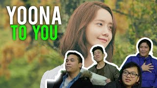 "Video YOONA sings this song ""TO YOU"" (MV REACTION) MP3, 3GP, MP4, WEBM, AVI, FLV Agustus 2018"