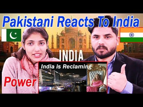 Pakistani Reacts To | India- The Future Superpower Is Reclaiming - By Karolina Goswami