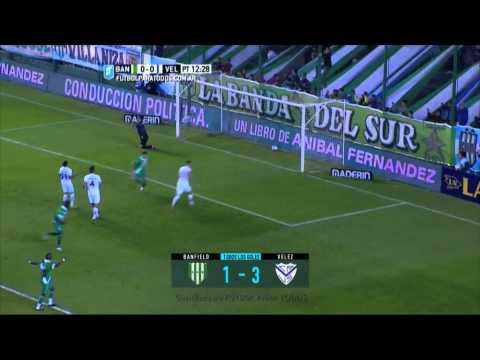 Todos los goles. Fecha 13. Torneo Primera División 2015