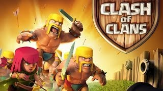 Видео в Clash of Clans