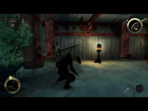 tenchu shadow assassins psp code