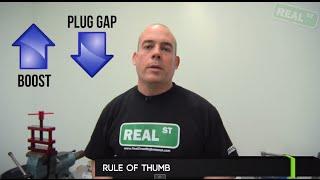 10. Spark plug gap for boost - Jay's Tech Tips #14