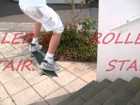 11 Year old skater