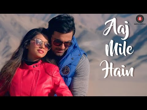 Aaj Mile Hain - Music Video | Anuj Sachdeva & Babi