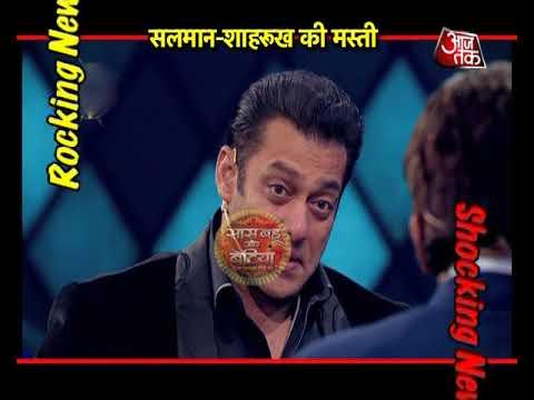 Dus Ka Dum: KBC With SRK & Salman Khan!