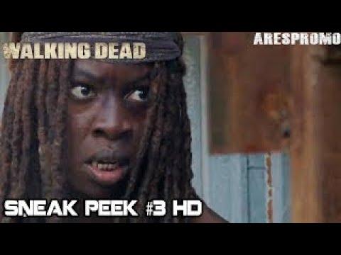 """The Walking Dead 8x09 Sneak Peek #3 Season 8 Episode 9 HD """"Honor"""""""